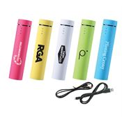 3-in-1 Bluetooth® Speaker Power Bank - Personalization Available
