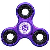 Electroplated Fun Spinner - Personalization Available