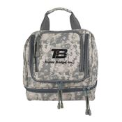 Digital Camouflage Toiletry Travel Bag - Personalization Available