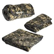 Digital Camo Blanket - Personalization Available