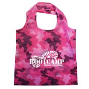 Camo RPET Fold-Away Carryall - Personalization Available