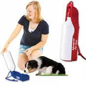 Paws For Life® Water Bottle For Dogs - Personalization Available