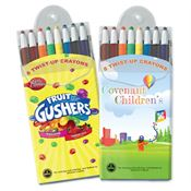 SimpliColor Twist Crayons - Personalization Available