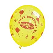 Wrap Latex Balloons - Personalization Available