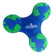 PromoSpinner™ - Earth - Personalization Available