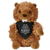 Cuddliez Beaver - Personalization Available