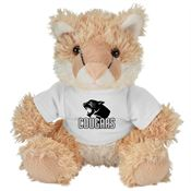 Cuddliez Cougar - Personalization Available