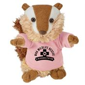 Cuddliez Chipmunk - Personalization Available
