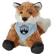 Cuddliez Fox - Personalization Available