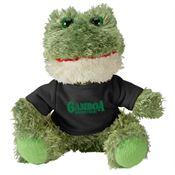 Cuddliez Frog - Personalization Available