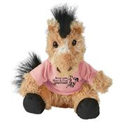 Cuddliez Horse - Personalization Available