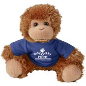 Cuddliez Monkey - Personalization Available
