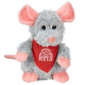 Cuddliez Mouse - Personalization Available