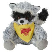 Cuddliez Raccoon - Personalization Available
