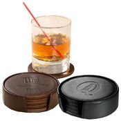 Lincoln Center Round Coaster Set - Personalization Available