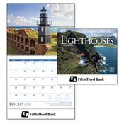 Lighthouse 2018 Calendar - Personalization Available