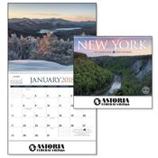 New York 2018 Calendar - Personalization Available