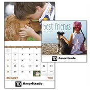 Best Friends - Stapled 2018 Calendar - Personalization Available