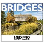 Bridges 2018 Calendar - Personalization Available