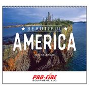 Beautiful America 2018 Calendar - Personalization Available