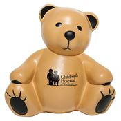 Stress Teddy Bear - Personalization Available