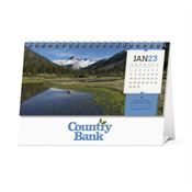 American Splendor 2019 Tent-Style Desk Calendar - Personalization Available
