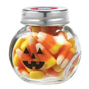 Cryptic Canister Jar - Personalization Available