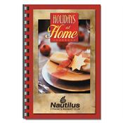 Holidays at Home Cookbook - Personalization Available