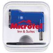 Mini USB Shaver Kit - Personalization Available