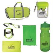 Fitness-To-Go Bundle - Personalization Available