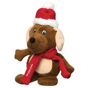 Jacob The Holiday Dog - Personalization Available