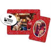 Holiday 3 Magnets in 1 Picture Frame - Personalization Available