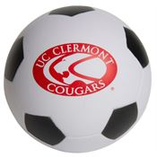 Soccer Ball Squeezies® Stress Reliever - Personalization Available