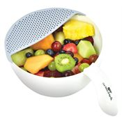 Silicone Bowl Strainer - Personalization Available