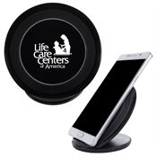 Wireless Phone Charging Pad Stand - Personalization Available