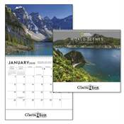 National Geographic World Scenes 2019 Deluxe Appointment Calendar - Spiral - Personalization Available