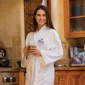 Loop Terry Kimono Robe - Personalization Available