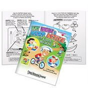 Eat Right & Keep Active Parent-Child Learning Activities Book - Personalization Available