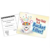 Your Child Is A Bucket Filler Postcards