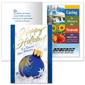Happy Holidays To A Special Team Member Greeting Card With 2019 Caring Is Always In Season Planner