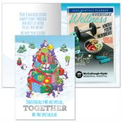 Individually We Are Special, Together We Are Spectacular Greeting Card With 2019 Everyday Wellness Planner