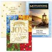 Wishing You The Joys Of The Seasons Greeting Card With 2018 Motivations Planner