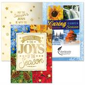 Caring Together Touching Lives Forever Greeting Card With 2019 Caring Is Always In Season Planner