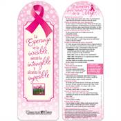 Hope Inspirational Bookmark (Spanish) - Personalization Available