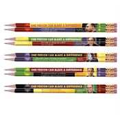 Black History Month One Person Can Make A Difference Full-Color Pencil Assortment Pack
