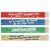 Student Sparkle Foil Pencil Assortment Pack
