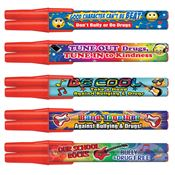 Band Together Against Bullying & Drugs Pen Assortment Pack