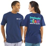 Housekeeping: The Team Behind The Sparkle Positive T-Shirt - Personalized