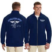 Gildan® Premium Cotton 9-oz. Fleece Full-Zip Jacket - Personalization Available