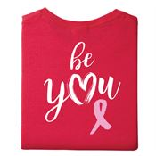 Be You Two-Sided Awareness T-Shirt - Personalization Available